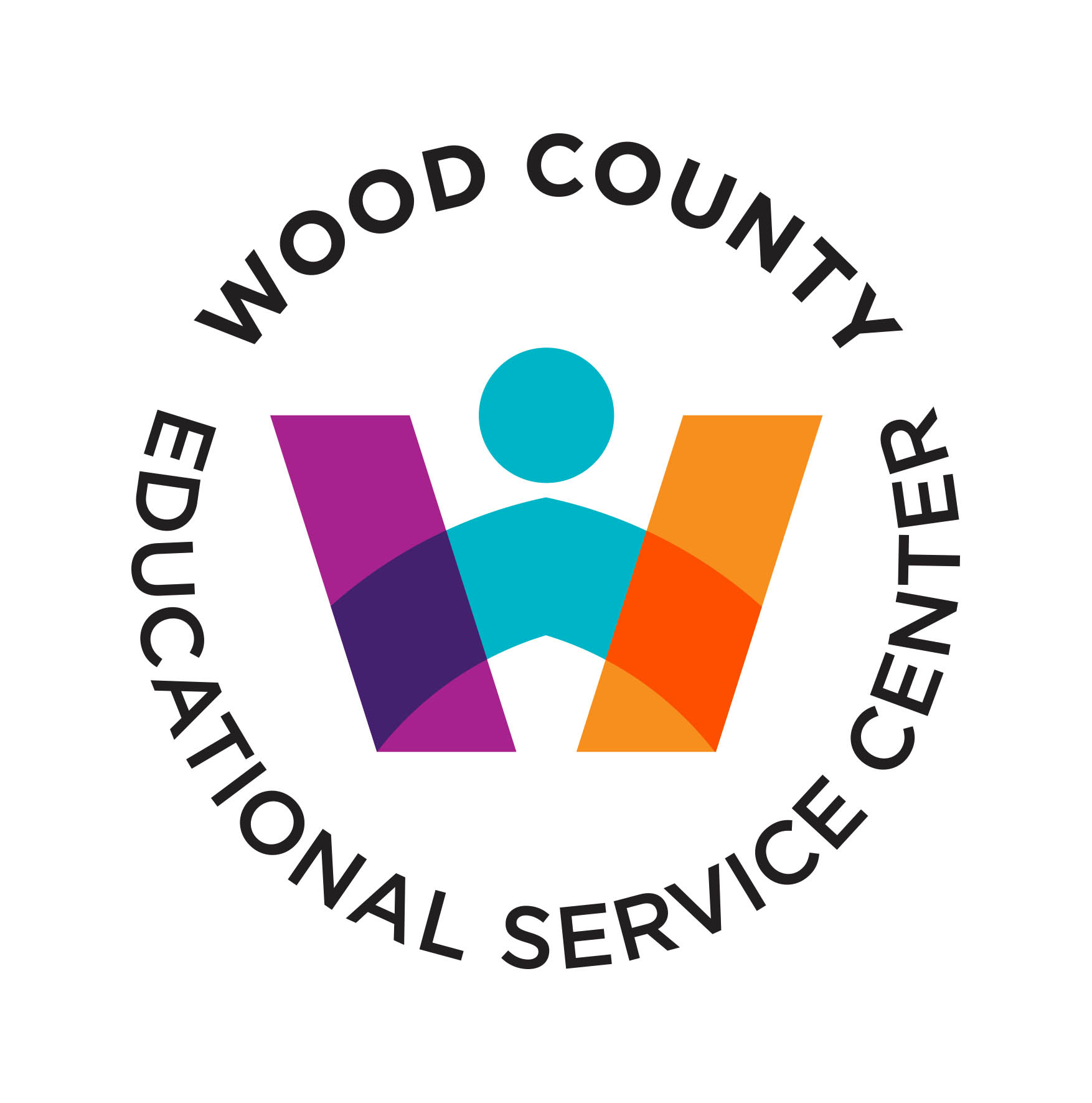 Wood County ESC logo