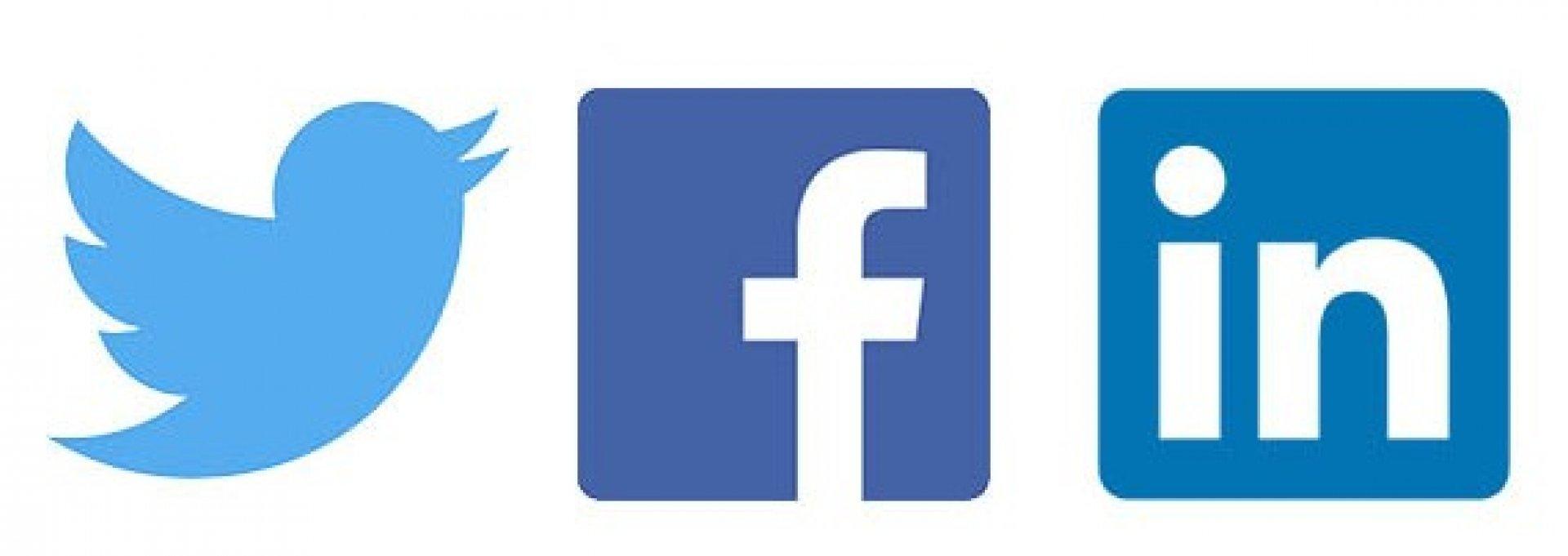 Facebook/Twitter/Linkein