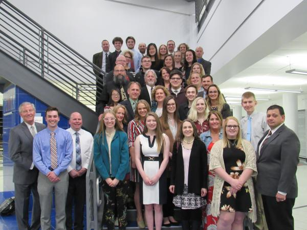 Achievement of Excellence Awards at Penta Career Center