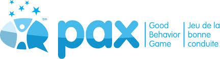 PAX Good Behavior Game logo
